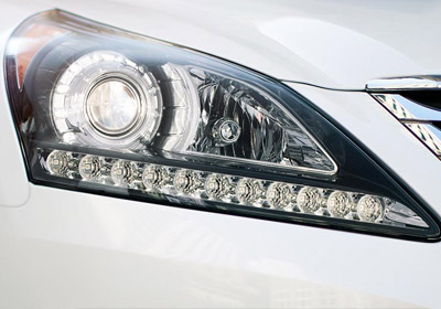 Advanced HID Headlights